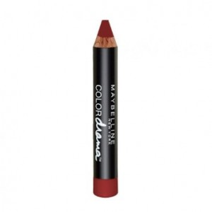Maybelline Color drama Lip Crayon: Red esencial.